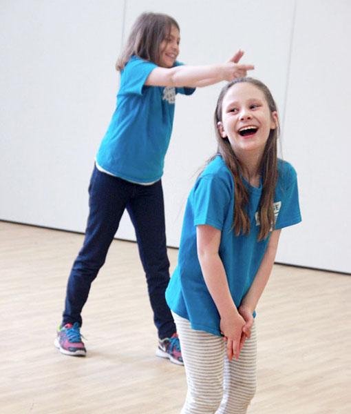 LAMDA 2 (8-10 years) - Montage Theatre Arts